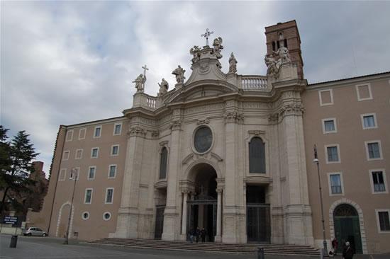 La basilica della Croce