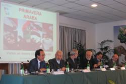Leader della Primavera araba a Roma: «Ripartiamo dalla cittadinanza»