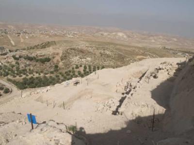 Una visita alla (presunta) tomba di Erode