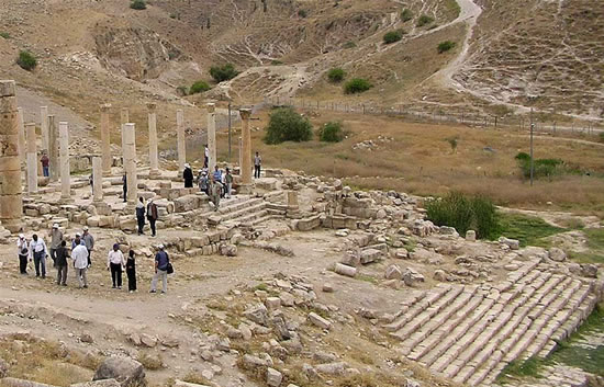 Pella rifugio per i primi cristiani