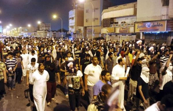 Tumulti sciiti, con vittime e arresti, nella Penisola Arabica