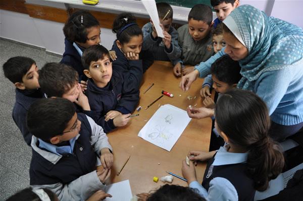 Gaza, cercatori di speranza