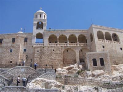 Siria, l'ecumenismo di Maria