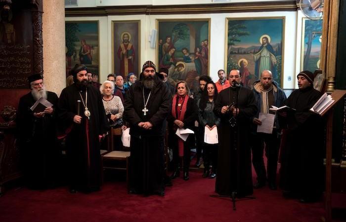 Si prega per l'unità nella culla del cristianesimo