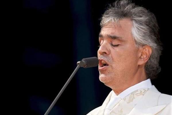 Andrea Bocelli: «Dio guida i miei passi»
