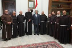 Pizzaballa in visita ai frati di Libano e Siria