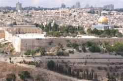 30 rabbini sulla Spianata delle Moschee