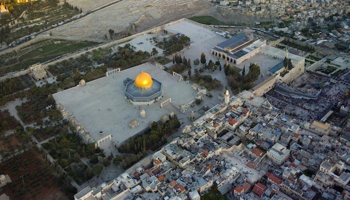 Boicottaggio musulmano della Spianata delle Moschee