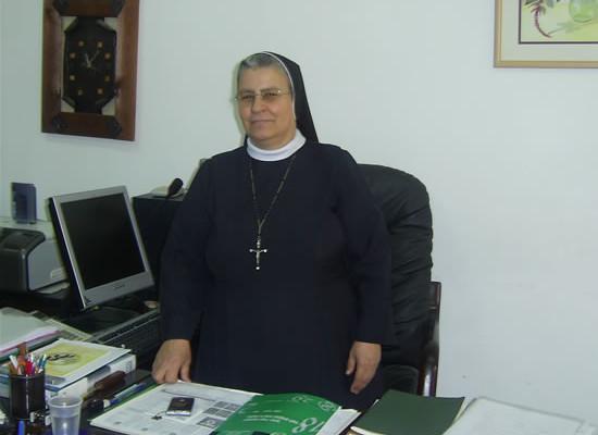 Suor Hortense Nahhalah.