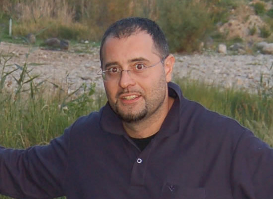 L'archeologo francescano padre Stefano De Luca.