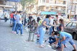 Aleppo riprende colore