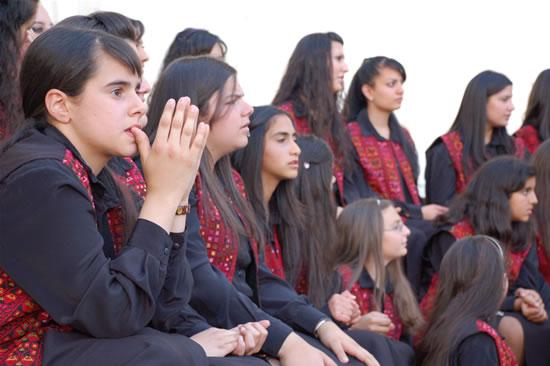 Palestinesi al femminile