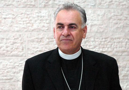 Profilo. Il vescovo anglicano Suheil Dawani