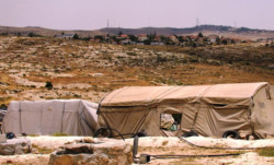 Che legge vige nei Territori Palestinesi controllati da Israele?