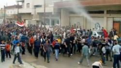 Anche Damasco vacilla