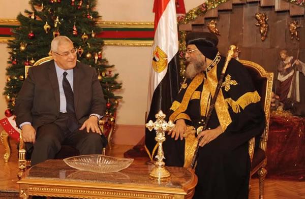 In Egitto un tranquillo Natale copto, nel segno della gratitudine