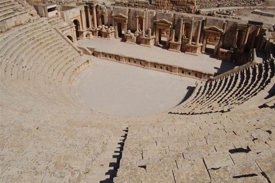 Due settimane di festival a Jerash