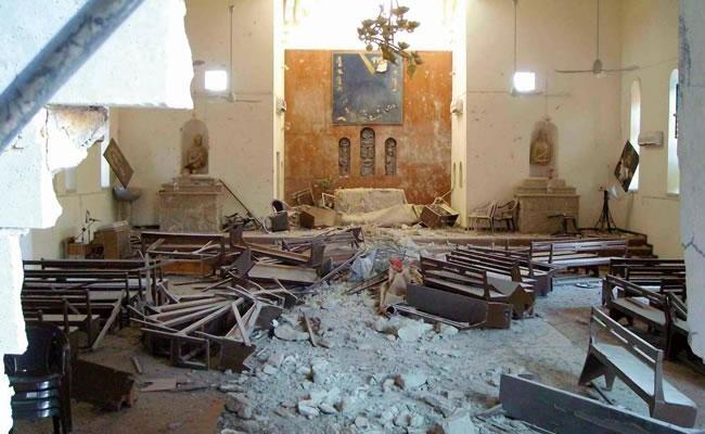 La riconquista di Mosul non lenisce le ferite dei cristiani
