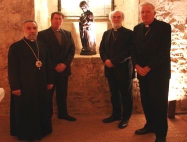 A Betlemme un pellegrinaggio inglese nel segno dell'ecumenismo