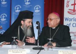 Da Amman nuovo slancio alle iniziative ecumeniche per la Terra Santa