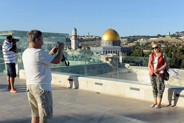 Dieci milioni all'anno di turisti in Israele di qui a un decennio?
