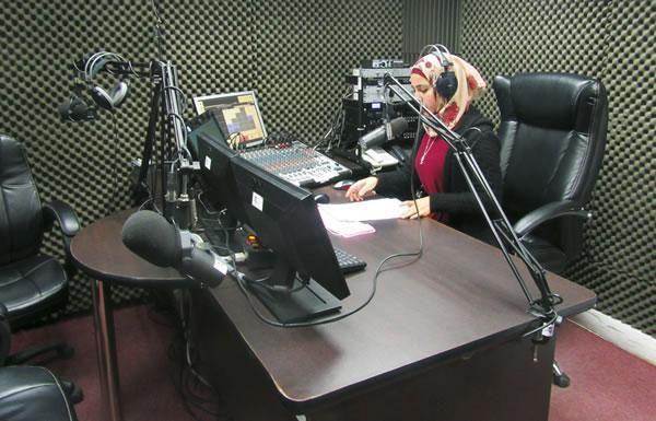 Maysoun, quando la radio è donna