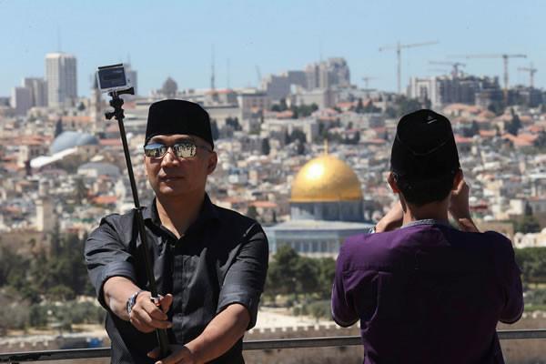 Turismo, dove anche Israele perde terreno
