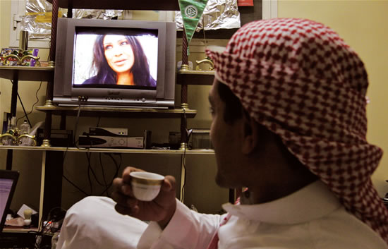 Format d'Arabia in prima serata