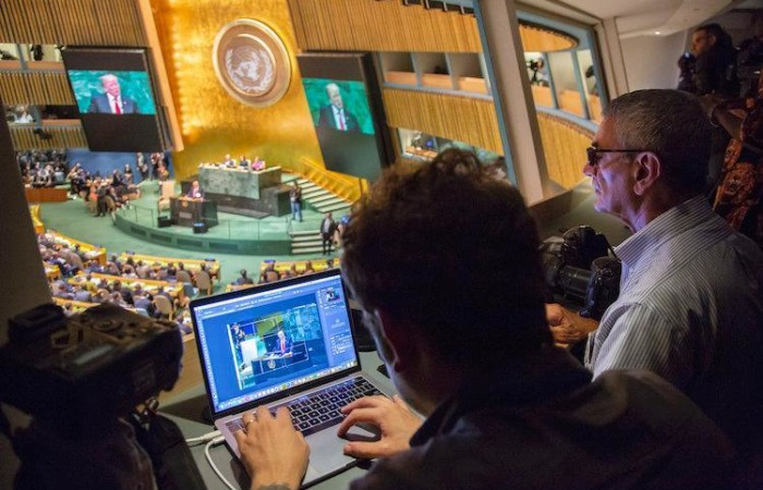 Il Medio Oriente all'Onu, echi da New York