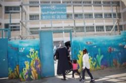Riaperte le scuole Unrwa, nonostante Trump