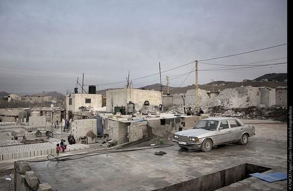 L'occhio del fotografo etico sui bimbi lavoratori siriani