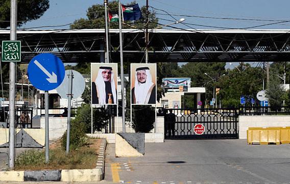 La Giordania blinda il confine con la Siria