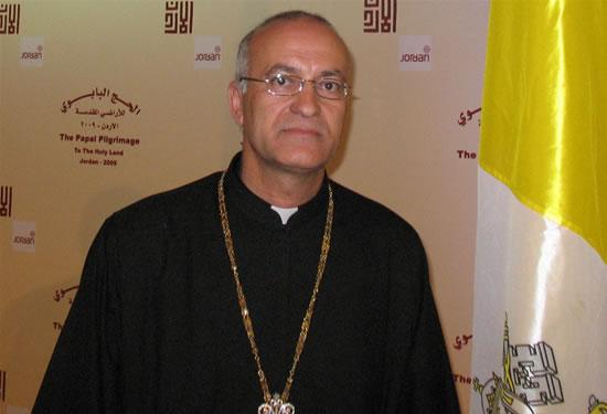 L'arcivescovo melchita: il Papa rafforzerà l'unità tra noi