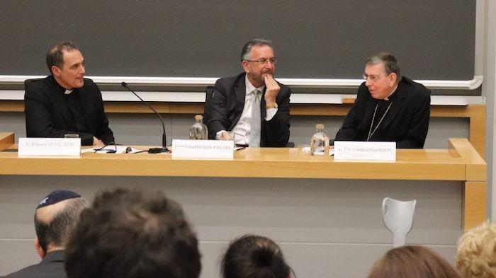 Cattolici ed ebrei, a che punto siamo?