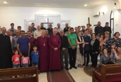 L'arcivescovo di Canterbury e i profughi iracheni