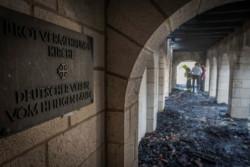 Procedono nel riserbo le indagini sull'incendio di Tabgha