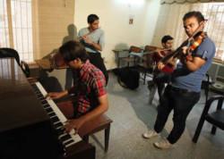 Baghdad, musica per gli orfani