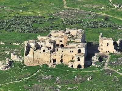 Torna in forma la fortezza crociata di Mirabel