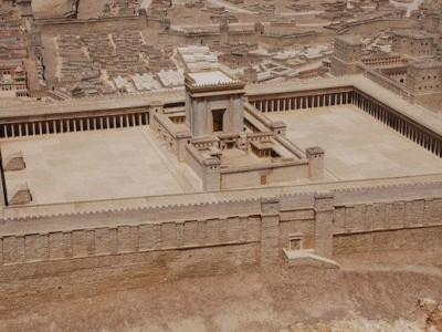 Il Tempio e il mistero della «pietra nuda»