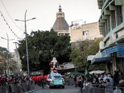 Israele a Natale guarda ai suoi cristiani
