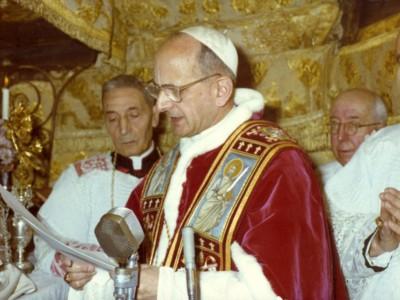 La Terra Santa e san Paolo VI, papa pellegrino