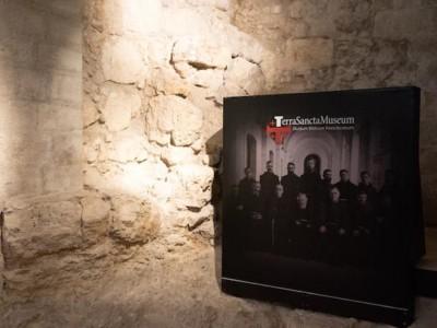 Inaugurata la sezione archeologica del <i>Terra Sancta Museum</i>
