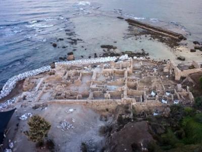 Si arricchisce il sito archeologico di Cesarea Marittima