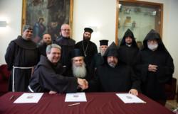 A Gerusalemme c'è accordo sui nuovi lavori al Santo Sepolcro