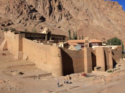 Sul Monte Sinai la tecnologia digitale salva i manoscritti di Santa Caterina