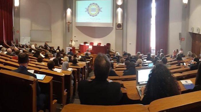 Il convegno celebrativo del Centro organizzato a Roma il 7 maggio 2019.