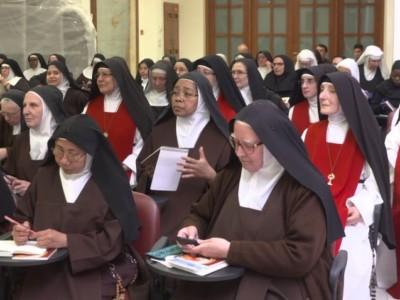 Video – A Gerusalemme un incontro di formazione per le claustrali