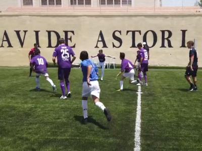 Dall'Italia un nuovo campo di calcio per Betlemme