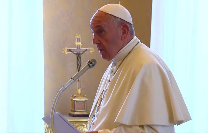 Accorato discorso del Papa all'Assemblea della Roaco