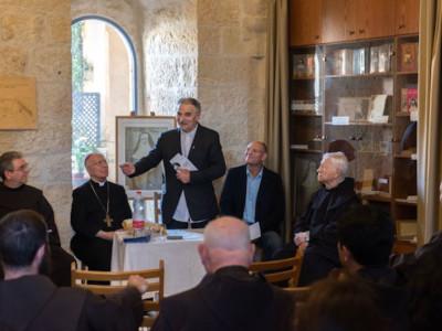 Video – Un nuovo libro su suor Maria della Trinità presentato a Gerusalemme